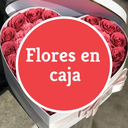 Cajas de Flores a Domicilio