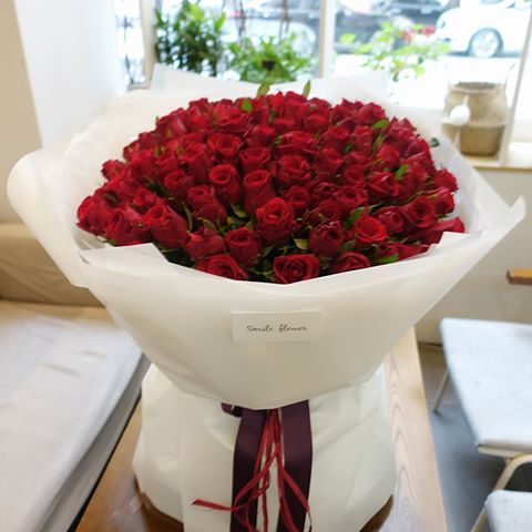 Ramo de 300 Rosas rojas