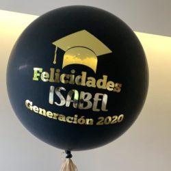 Globo gigante graduación