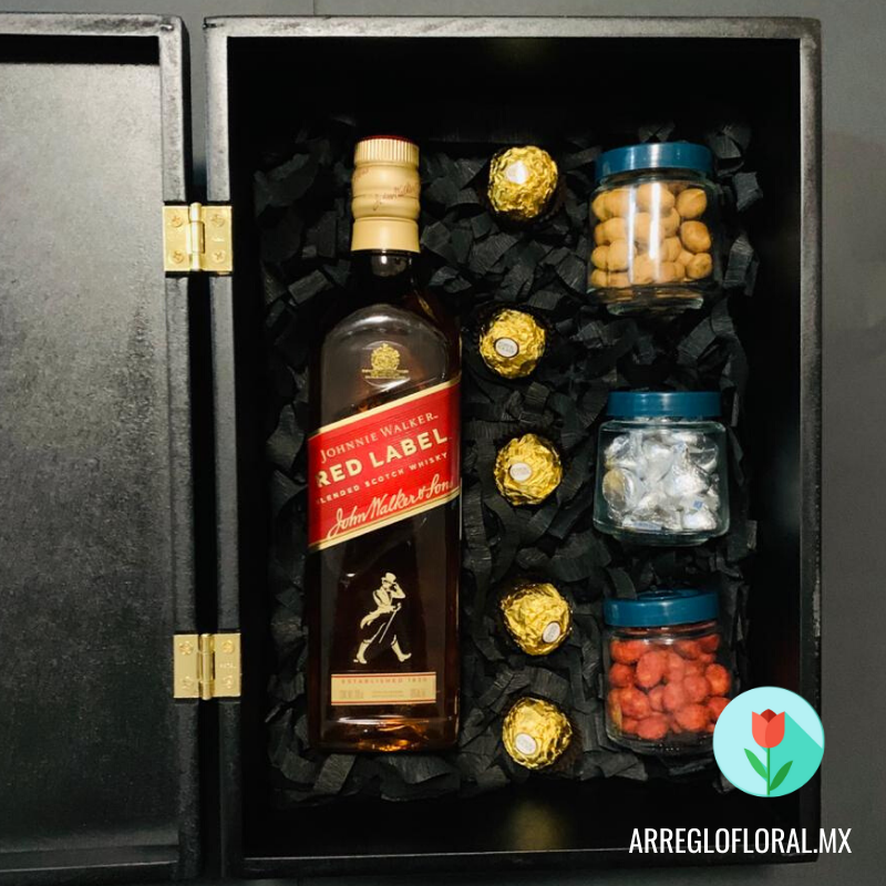 Regalo Red Label Box
