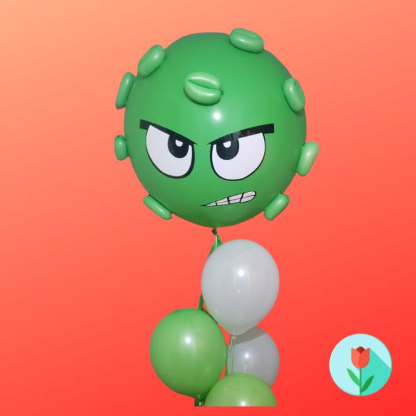 Globo de Helio Coronavirus