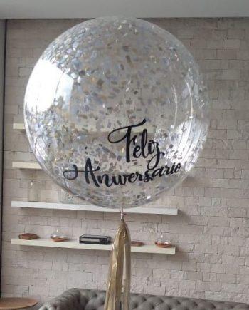 Globo burbuja gigante personalizada
