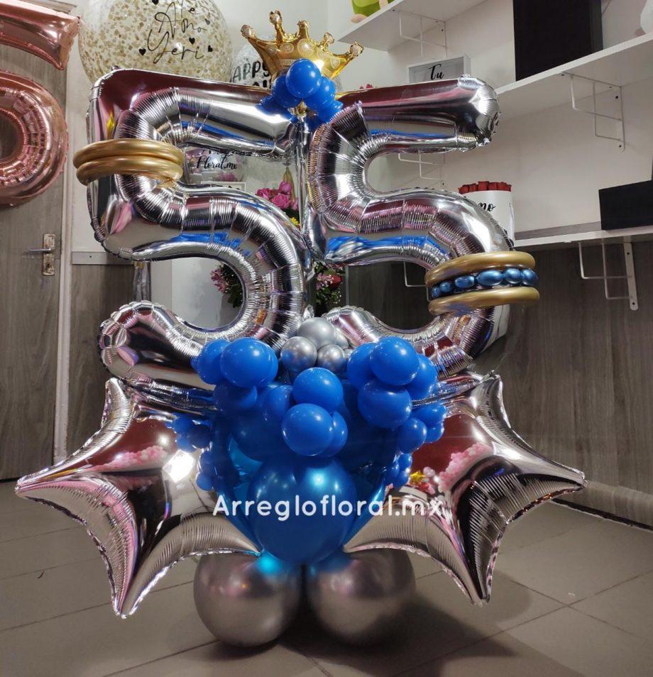 Bouquet Básico 55 Birthday