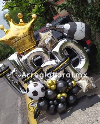 Bouquet HDB Futbol Soccer