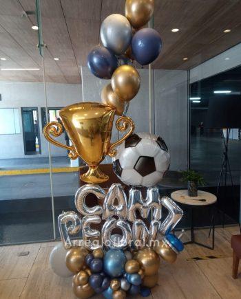 Bouquet Globos Campeón